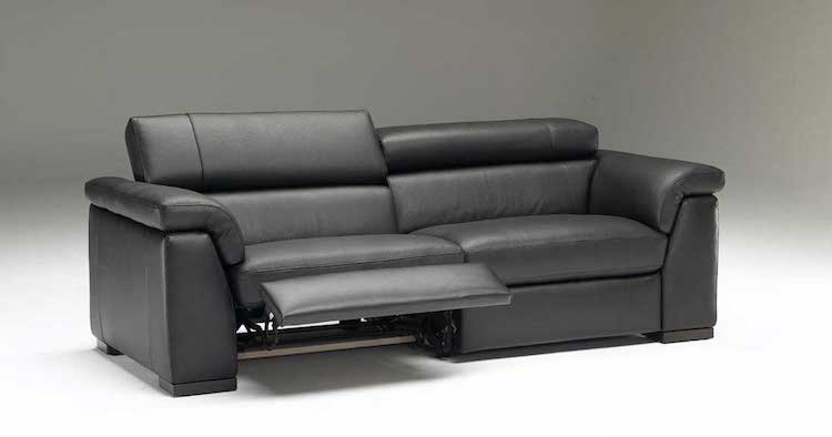 Leather Recliner Sofa for Elegant Home Styling