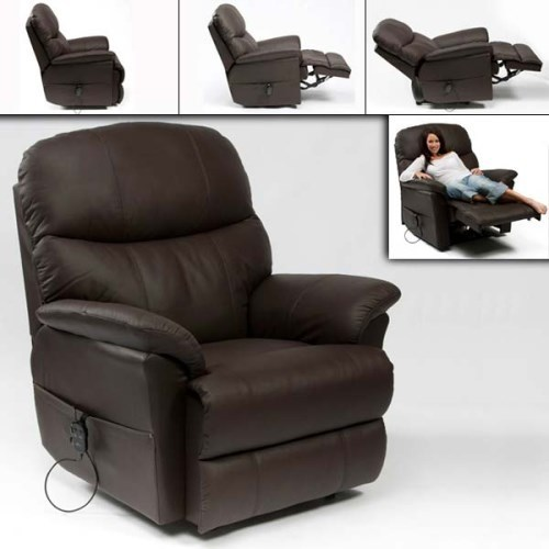 leather recliner sofa PBOCDGL