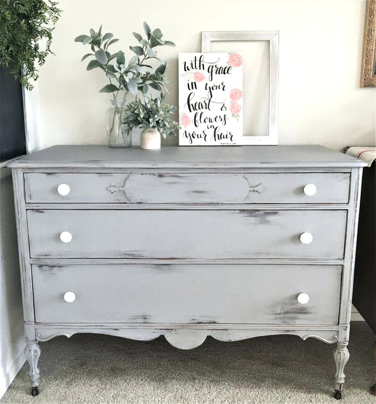 light grey dressers distressed dresser best ideas on bedroom 0 lighting JIRFQDH