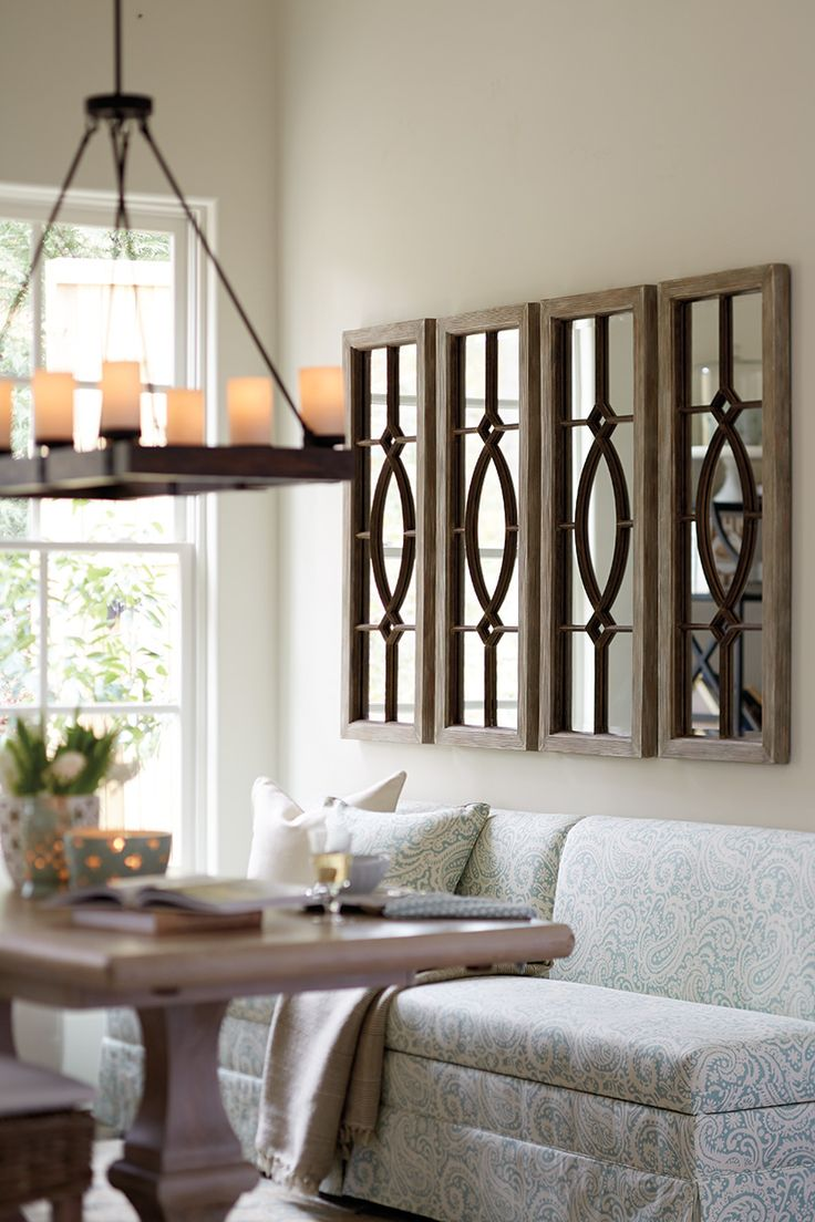 living room wall decor decorating with architectural mirrors | decorating, room and living rooms WBKXZOM