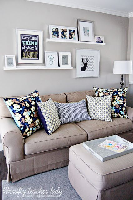 living room wall decor ideas for wall in living room... really beautiful...i think this is HTZJRPP