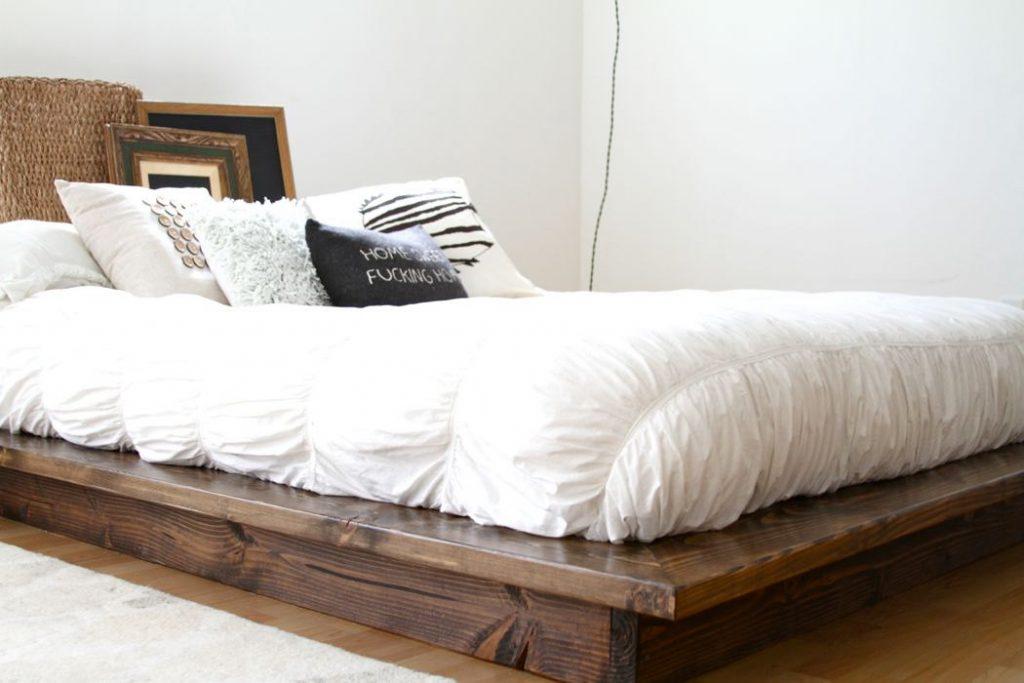 low bed frames low platform bed frame and mattress FXNSJES