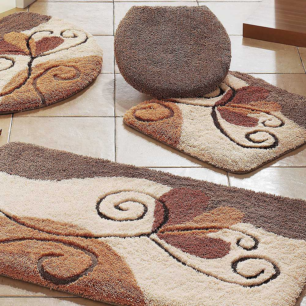 luxury bathroom rug sets trends and bath rugs inspirations ZDRGXLP