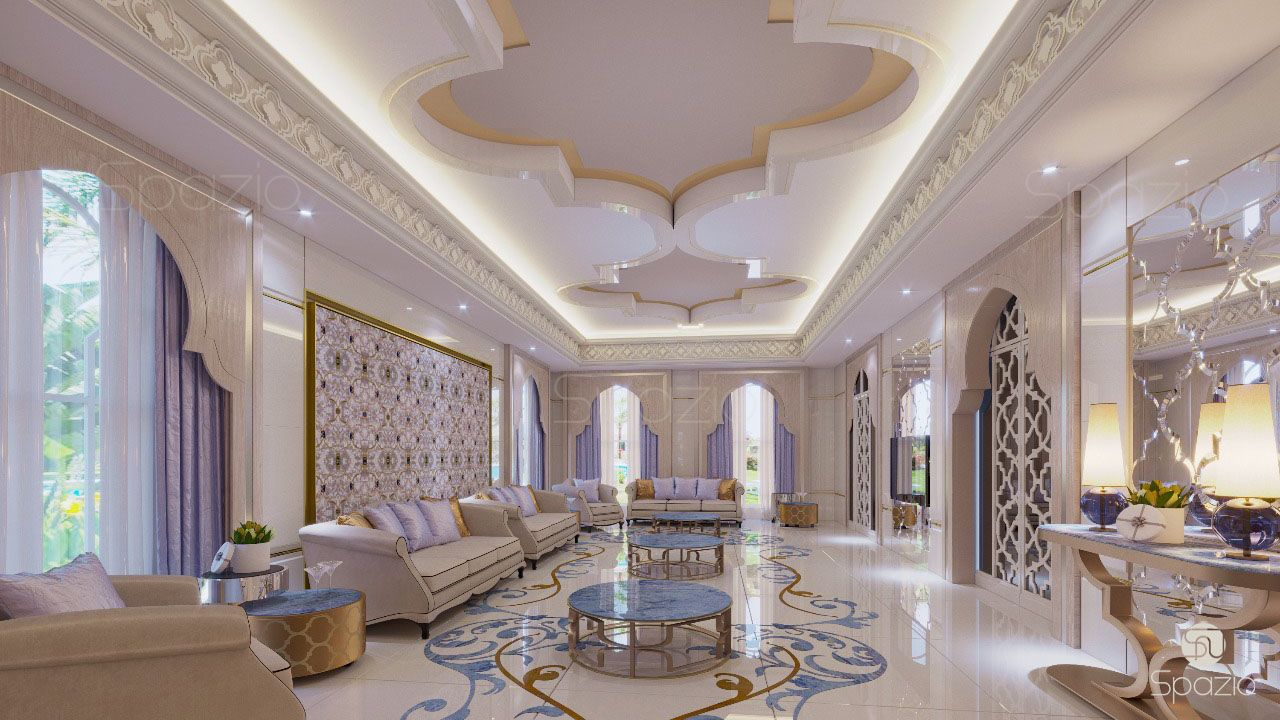 luxury ınterior design villa-interior-design-in-dubai-uae JCTIPIX