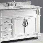 White Bathroom Vanity – A Choice of Class