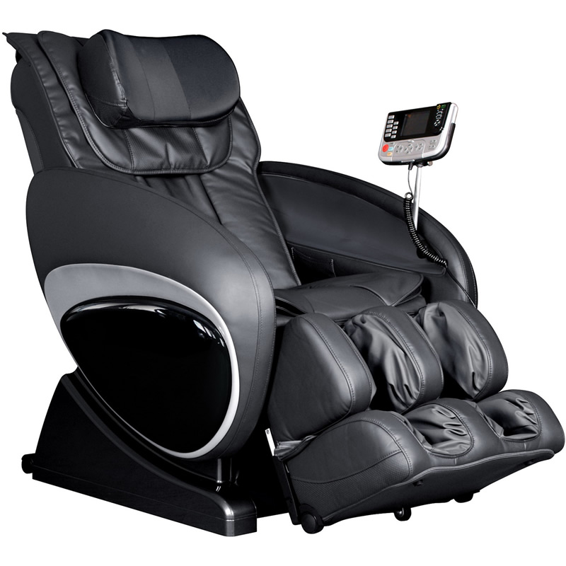 The comfort of massage chairs