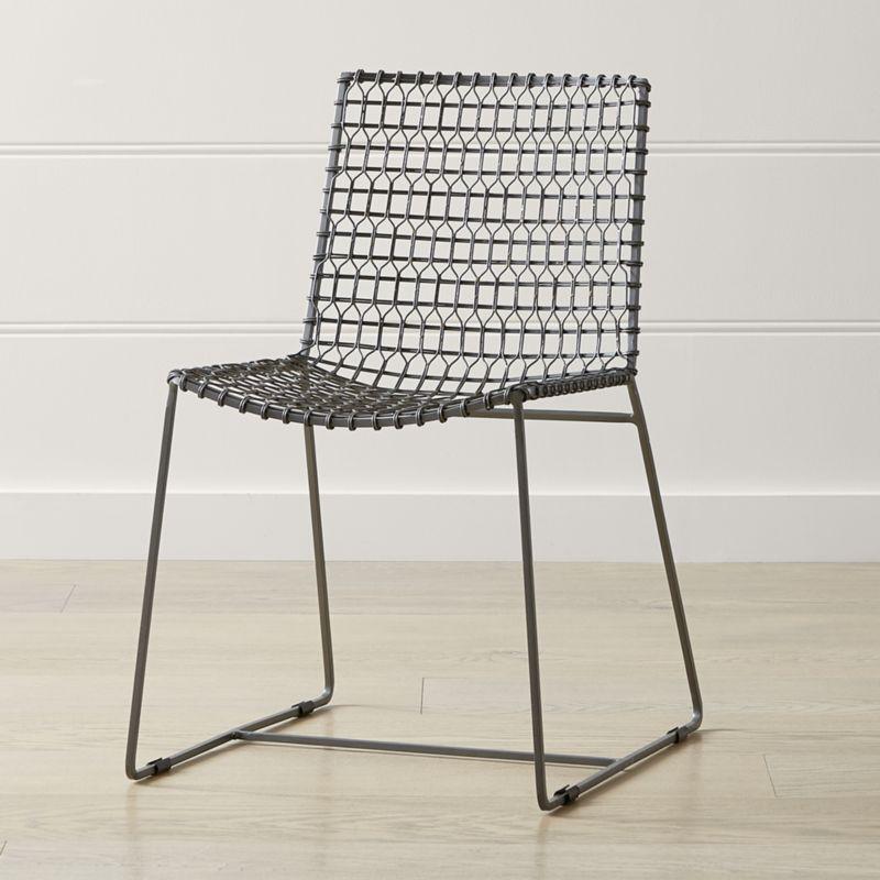 Era Of Metal Chairs