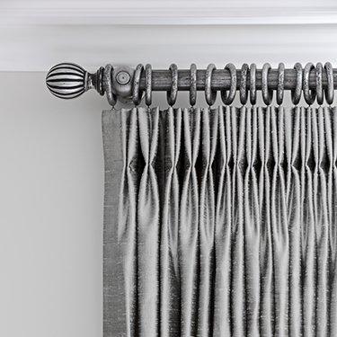 metal curtain poles KQZGFSP