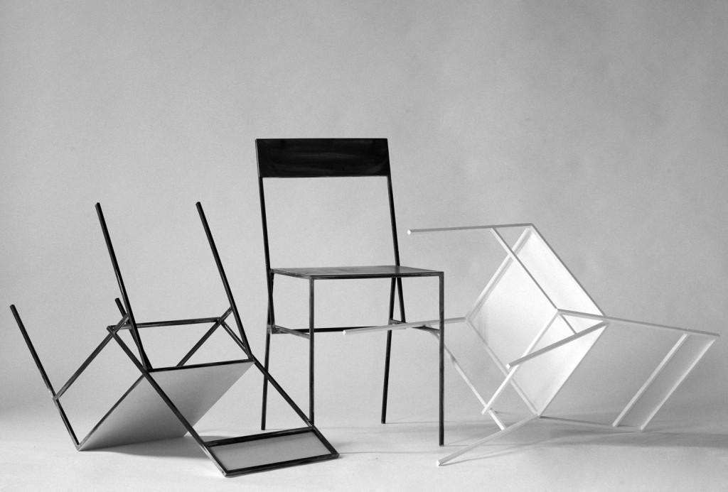 metal furniture full metal chair WJYTTVN