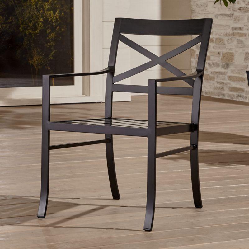 metal furniture regent dining chair IEGAYGG