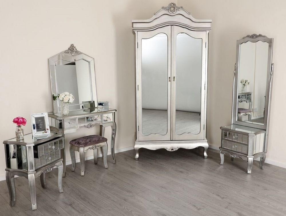 mirrored bedroom furniture full size of bedroom glass mirror cabinet mirrored glass side table PELFPOC