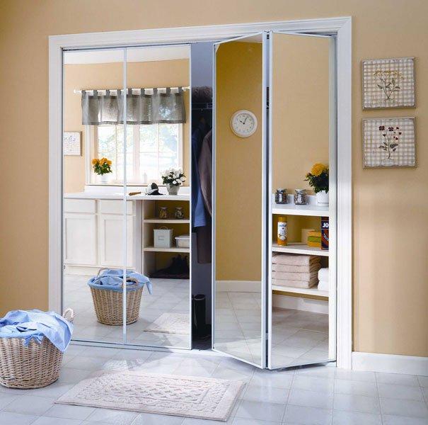 mirrored closet designs 17 irresistible closet designs with mirror doors WTDBZTZ