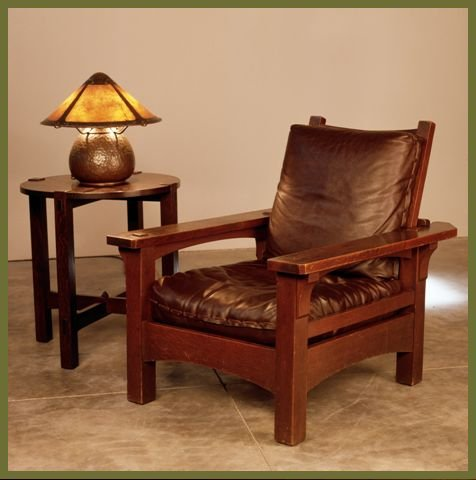 mission furniture gustav stickley furniture and reproductions ... PDNRNSK