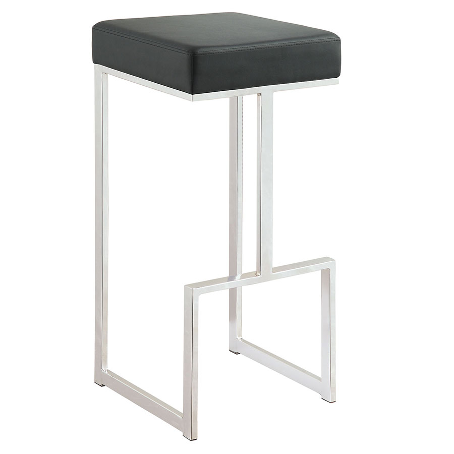 modern bar stools call to order · orly black modern bar stool AQDDJGG