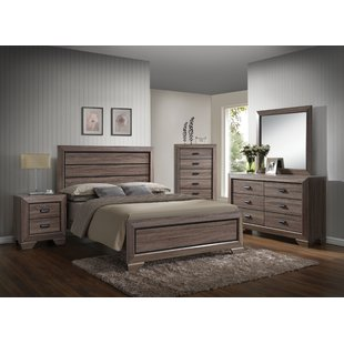 modern bedroom sets weldy panel configurable bedroom set WEGXOFQ