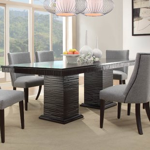 modern dining tables cadogan extendable dining table DFCERKM