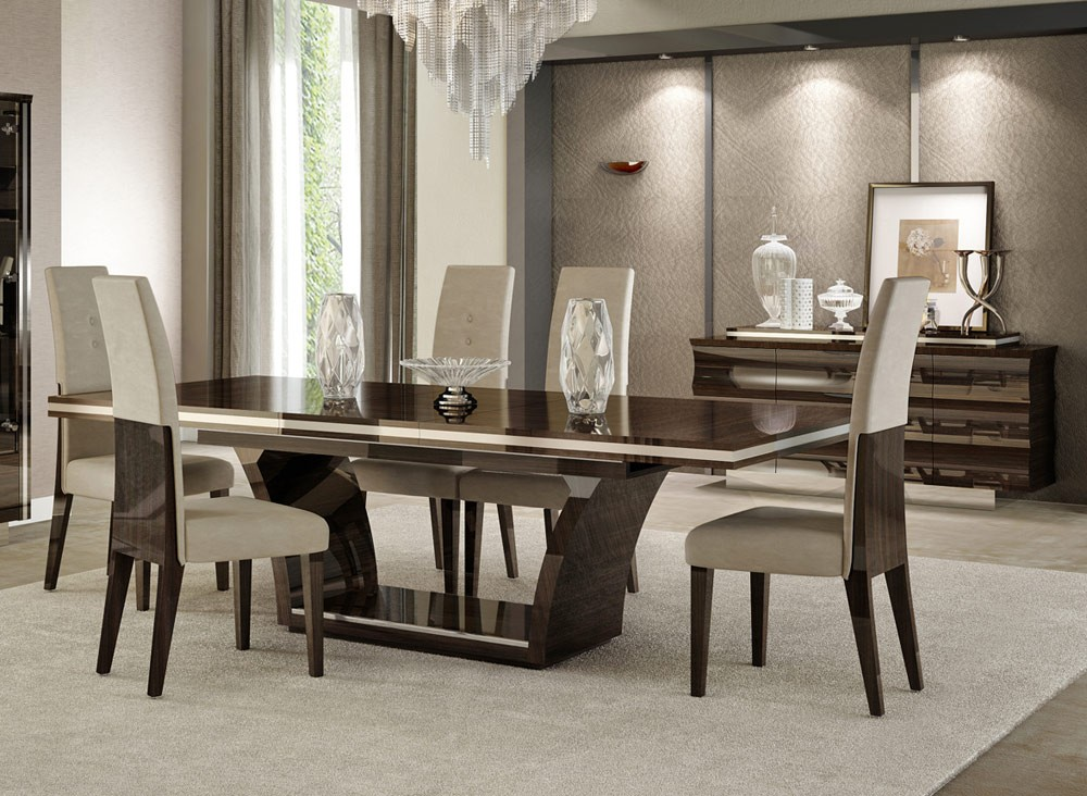 modern dining tables giorgio bell italian modern dining table set FPEPLFY