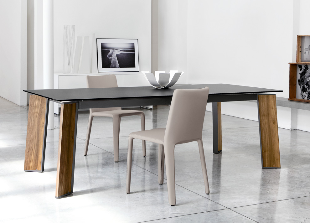 modern dining tables modern dining table height XDRPMOL