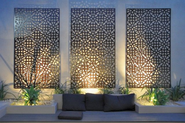 modern garden wall art grail outdoor screen and wall art contemporary FPEODIU