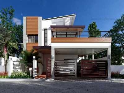 modern house design modern house designs | pinoy eplans FCFNVQG