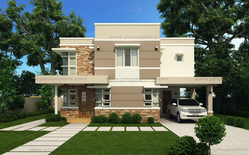modern house design modern house designs | pinoy eplans YELCXSC