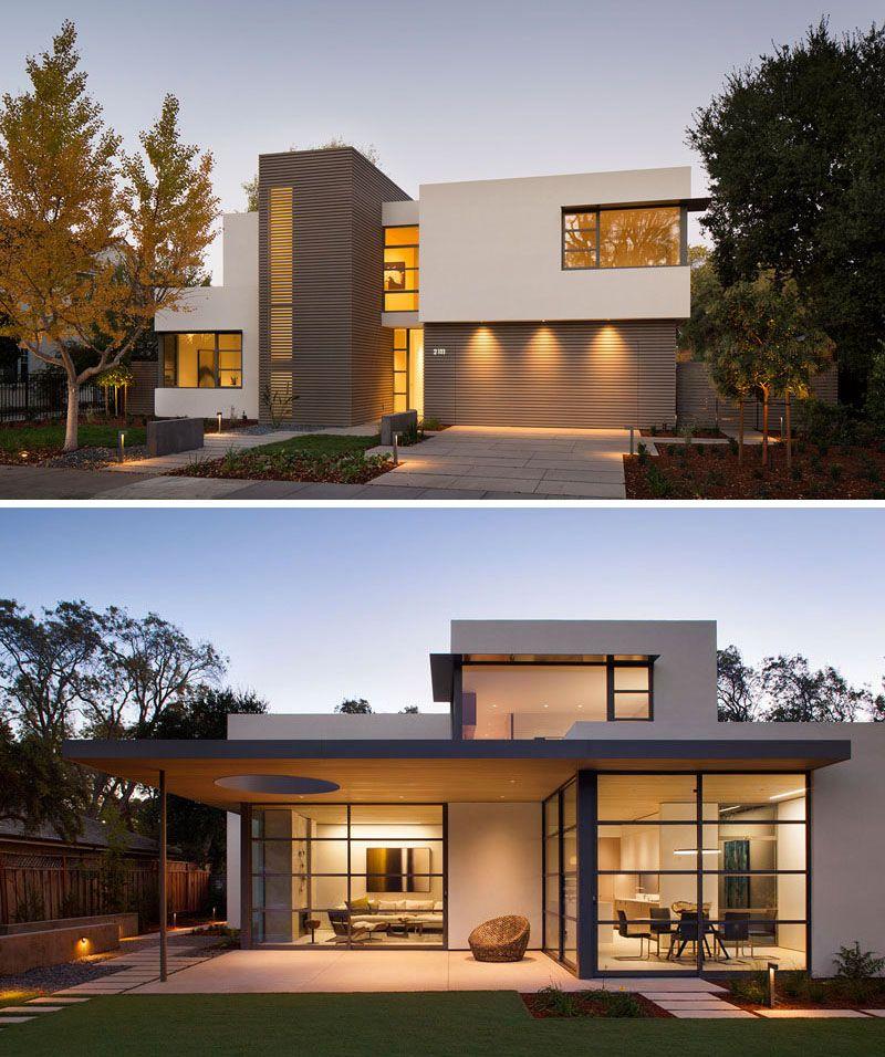 modern house design this lantern inspired house design lights up a california neighborhood MKVPQCK