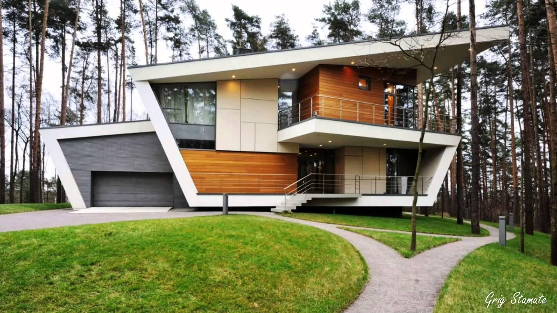 modern house design unique and modern house designs JKUKORP