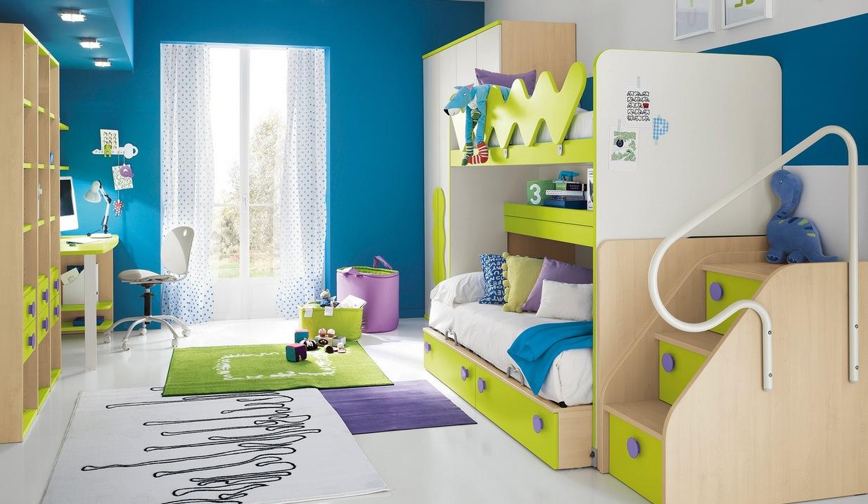 modern kids room design WMZLDCD
