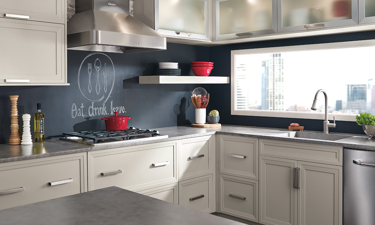 modern kitchen cabinets asher gray kitchen cabinets in maple cirrus GIAFDRW