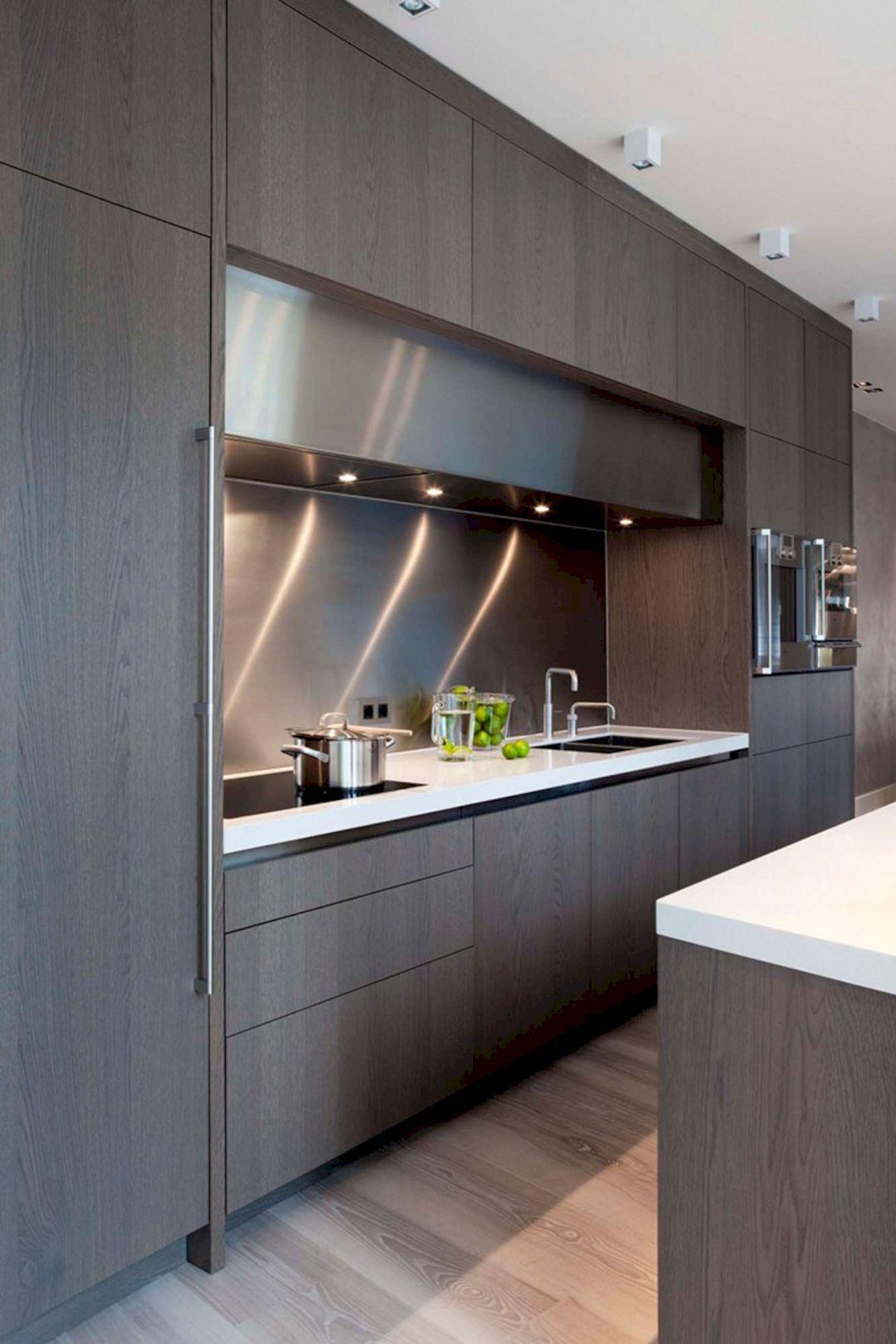 modern kitchen cabinets stylish modern kitchen cabinet: 127 design ideas  https://www.futuristarchitecture.com/20591-modern-kitchen-cabinet.html MHDZUGW