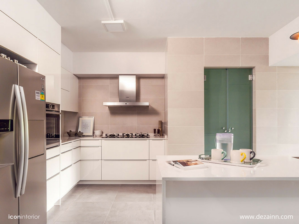 modern kitchen concepts having an open kitchen concept means that you could combine your OCCYAAS