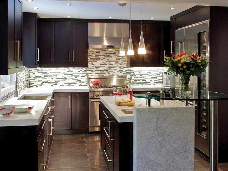 modern remodel kitchen ideas walls interiors modern small kitchen remodel ideas on a budget throughout AYGNXZN