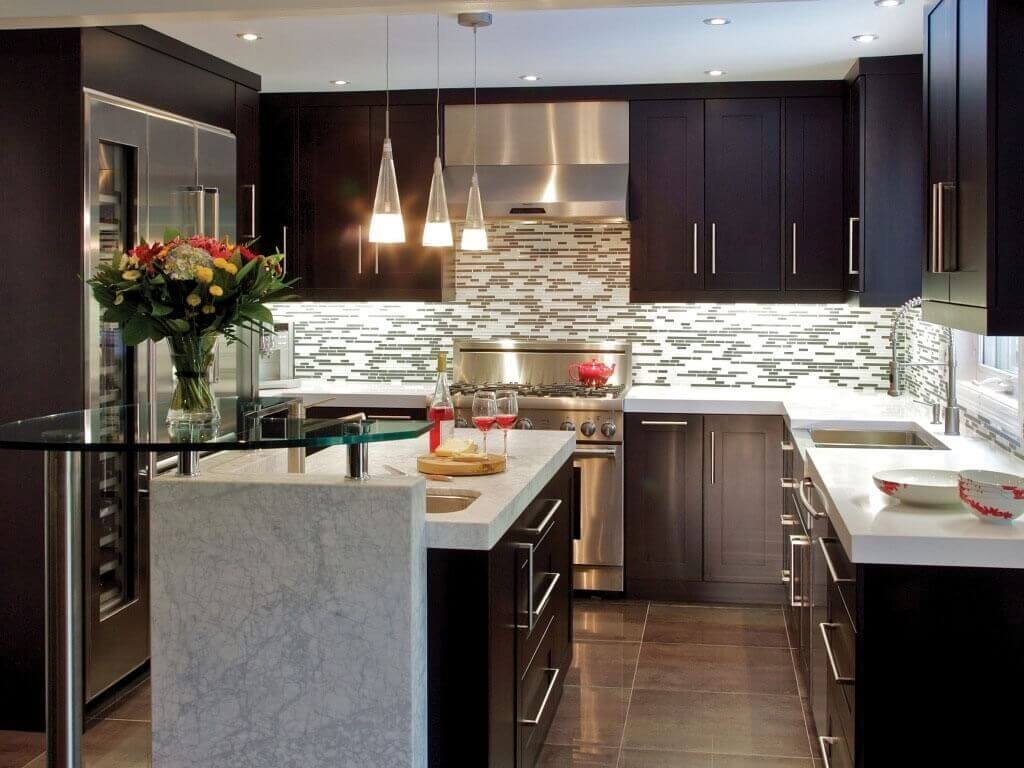 modern remodel kitchen ideas with dark cabinets remodeling kitchens kitchen redos french country small XPHVBVH