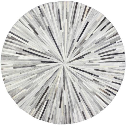 modern round rugs sedalia round starburst grey area rug KTUGYDW