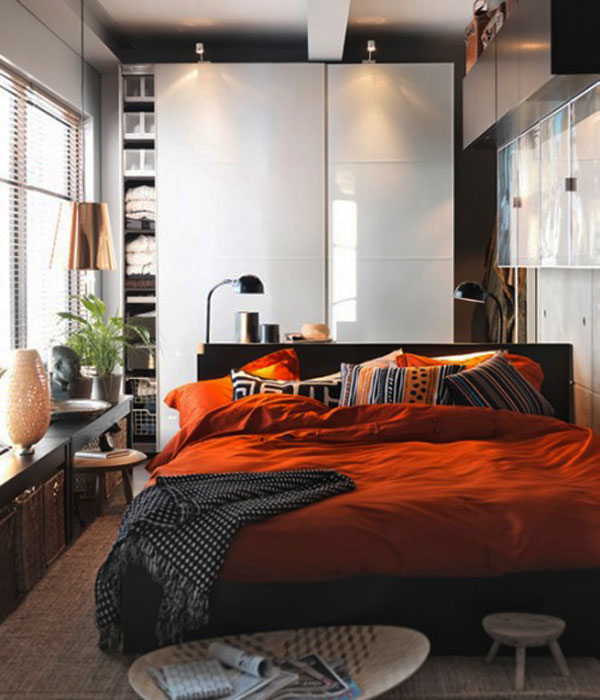 modern small bedroom design ideas collect this idea photo of small bedroom design and decorating idea ECPZSHU
