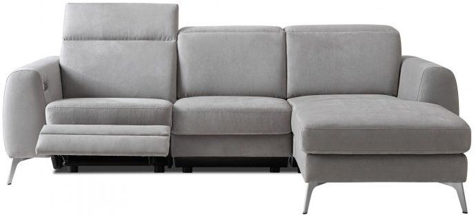 modern sofa recliner modern recliner corner sofa reclining fabric regarding design 15 XILQLAH