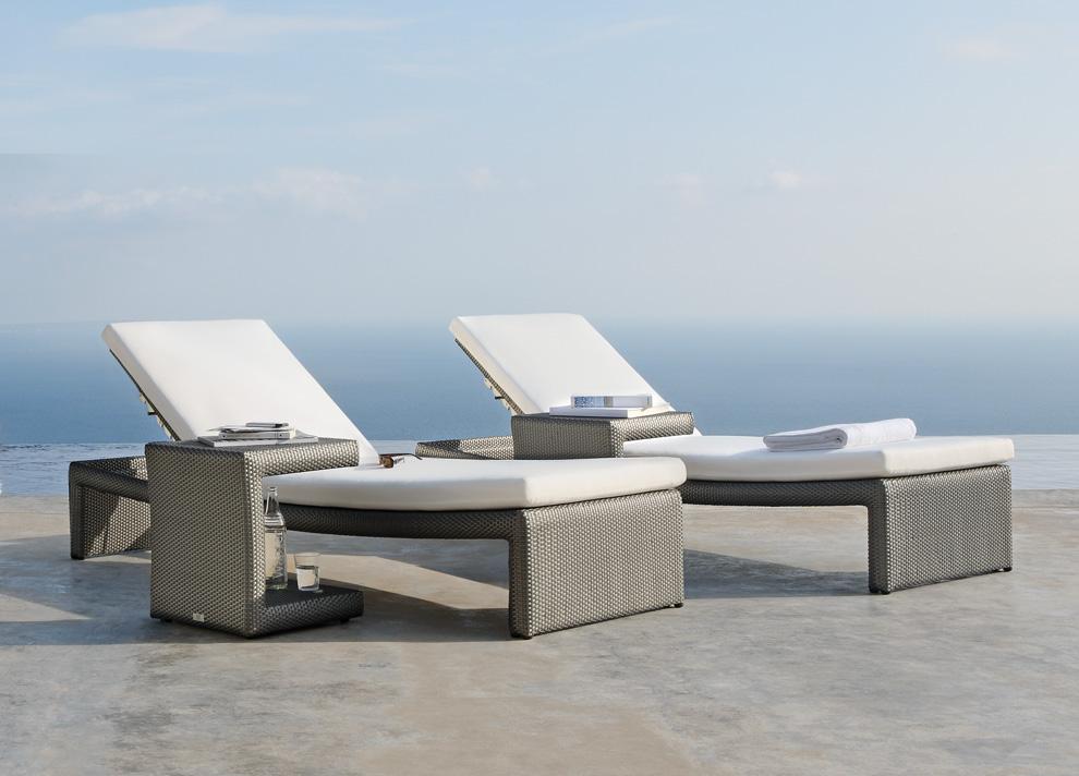modern sun loungers manutti south beach sun lounger - no longer available KGQWIYS