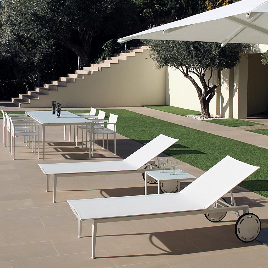 modern sun loungers royal botania little l garden sun lounger modern designer bed XQFNFQT