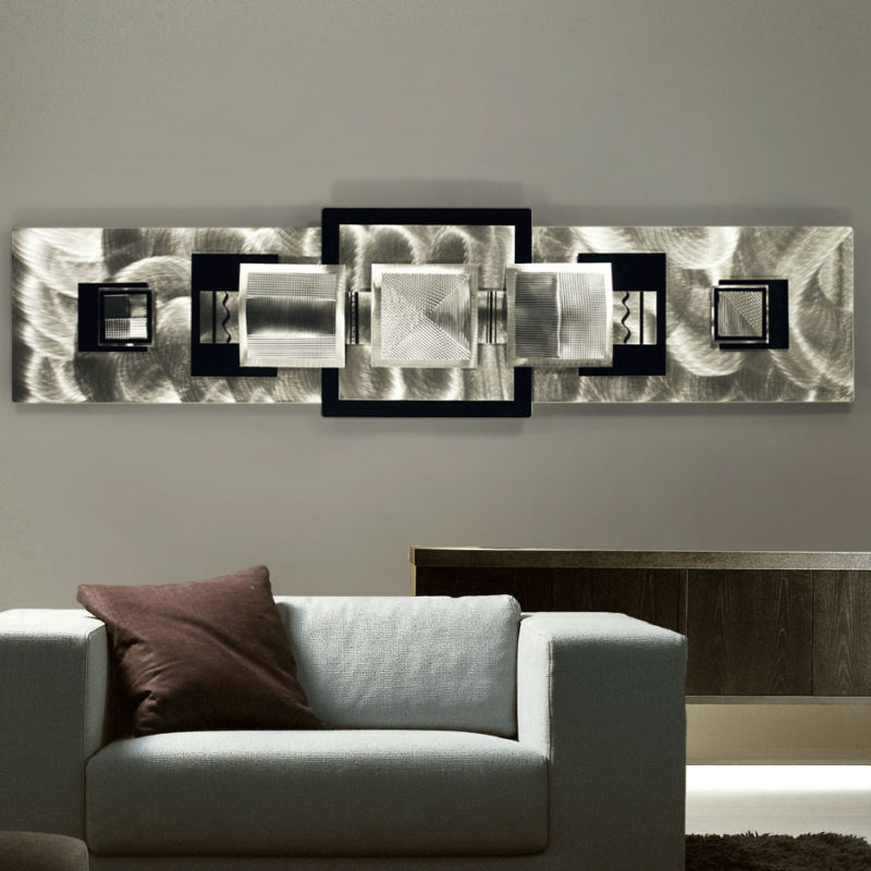 modern wall decor applying wall art decor for living room OUNNZSK