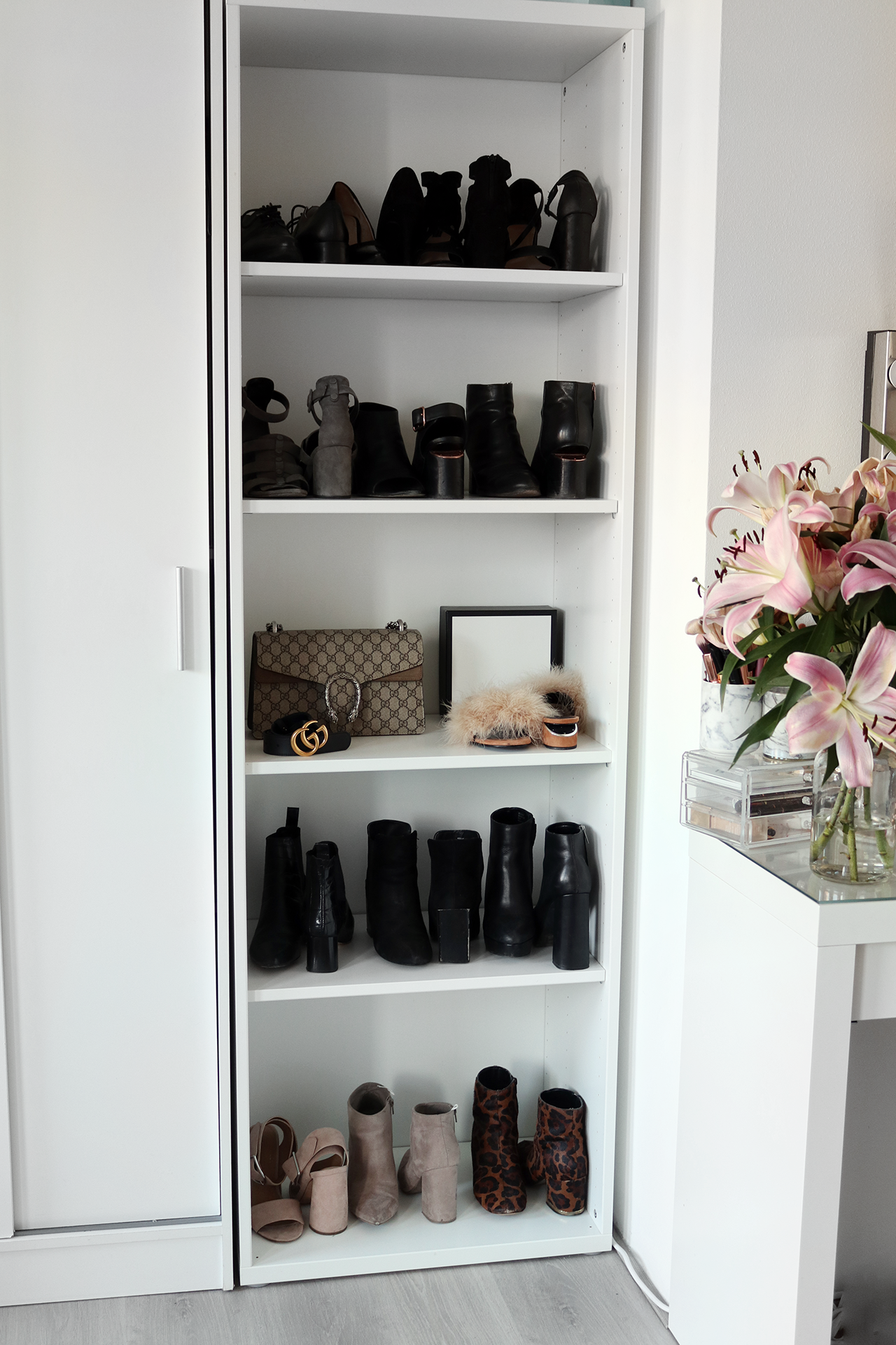 my shoe collection u0026 shoe closet tour.  YUHNMUR