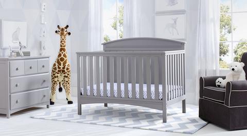nursery furniture sets archer - grey TWJFKVZ