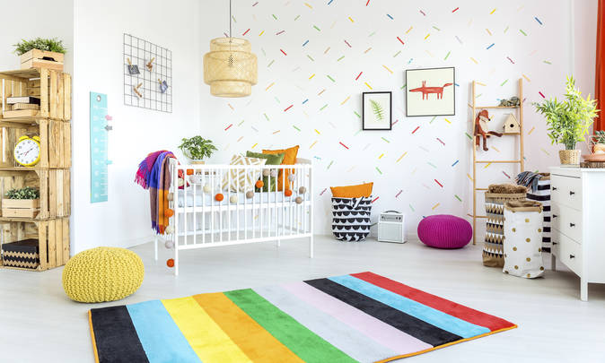 nursery ıdeas 50 nursery decor ideas that are stylishly neutral u0026 perfect for OBLTBGS