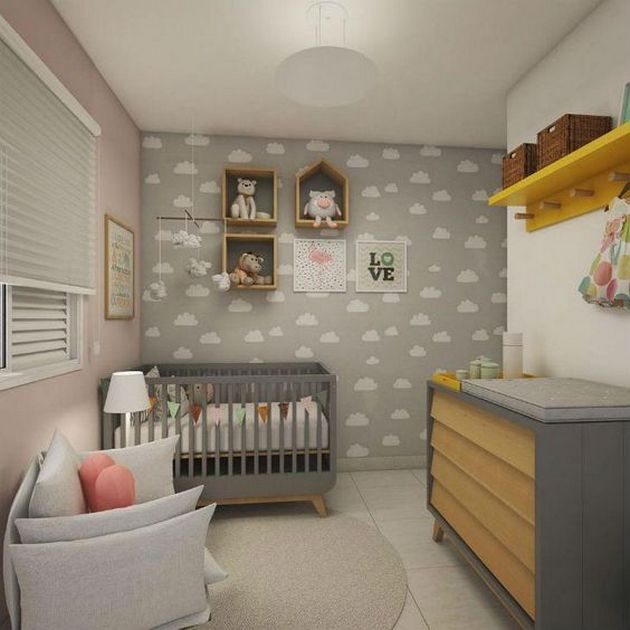nursery ıdeas small nursery ideas SRQXVHB