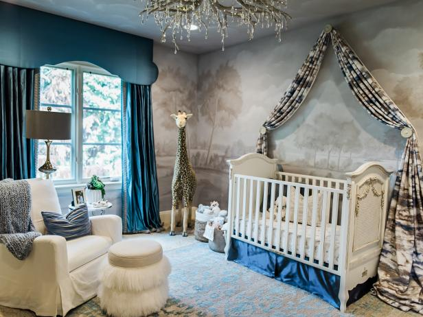 nursery ıdeas this peter rabbit-themed nursery is soothing and sweet QIJLLKA