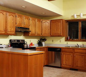 oak kitchen cabinets 5 top wall colors for kitchens with oak cabinets, kitchen design, OIWXFKG