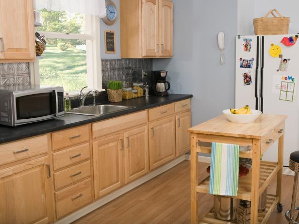 oak kitchen cabinets OYCSRTT