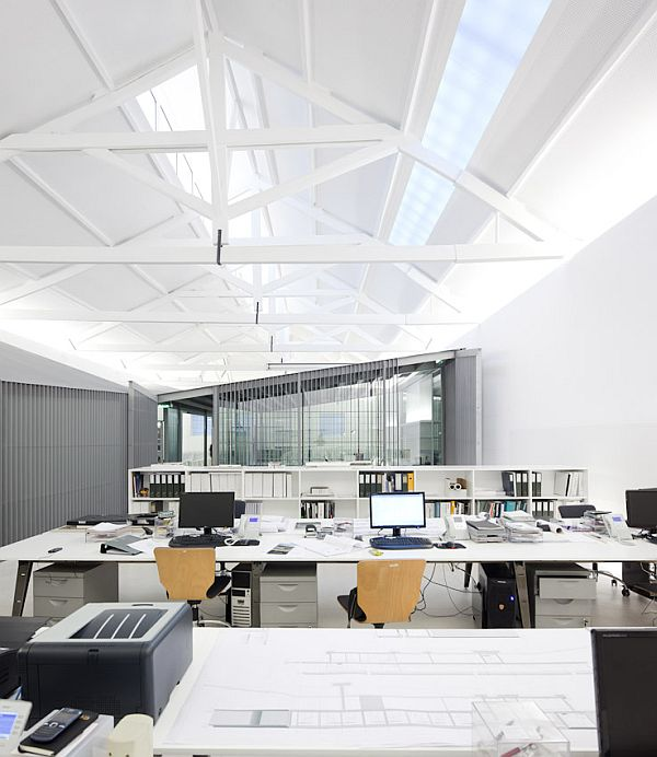 office ınterior design view in gallery NHEOCLX