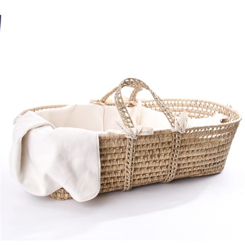 organic moses basket EZITERE