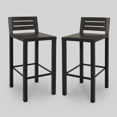 outdoor bar stools : target DLQKQLP