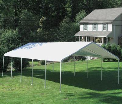 outdoor canopy 28u0027 x 60u0027 / 2 NCRQLUH